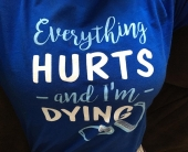 Jen Dean (jennld) everything hurts