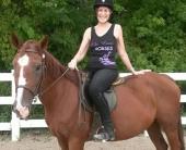 Paula S. (NY) Life Love Horses
