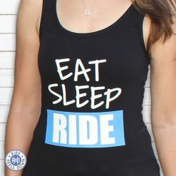 Eat Sleep Ride Tank Top