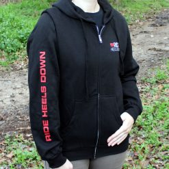 Have A Great Ride zip-up sweatshirts