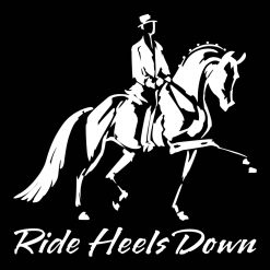 vinyl dressage sticker for cars