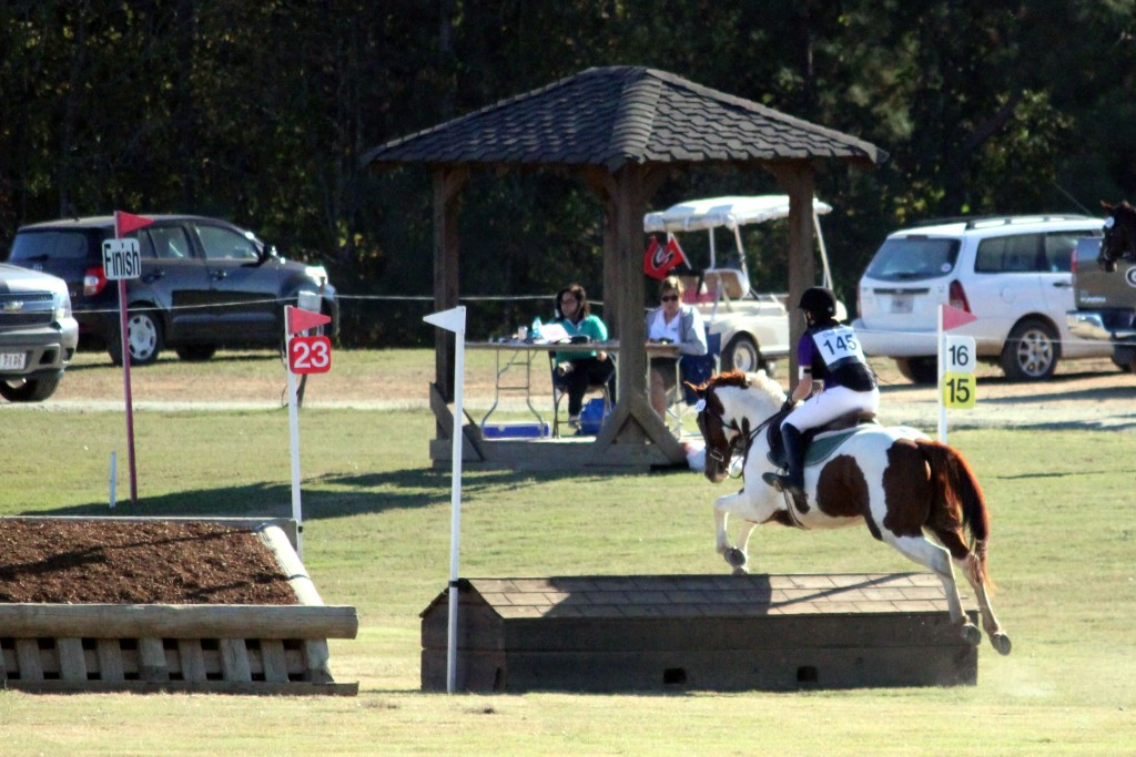 Beginner Novice Eventing at Chattahoochee Hills