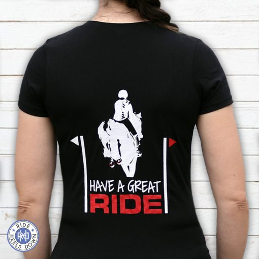 Have A Great Ride eventing t-shirt