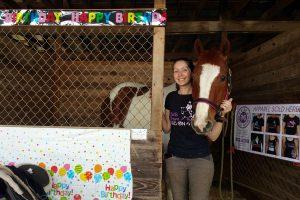 Birthday fun zone - no lameness allowed!