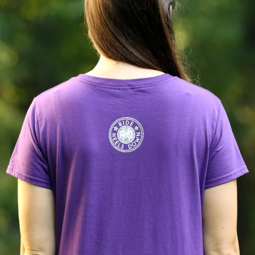 Born to Shine on the Centerline dressage T-Shirt