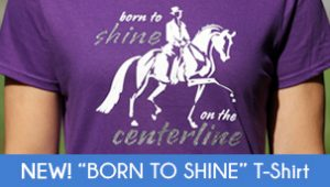 Born to Shine on the Centerline