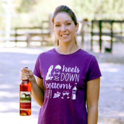 Heels Down Bottoms Up t-shirt