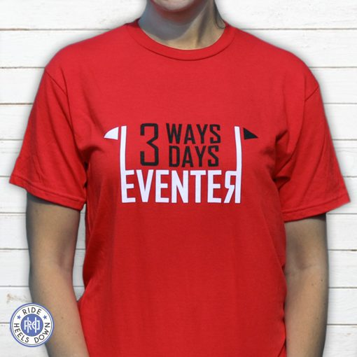 3-Day Eventing t-shirt