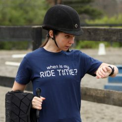 When Is My Ride Time T-shirt