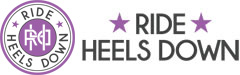 Ride Heels Down™ Logo