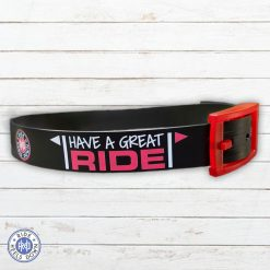 Have A Great Ride eventing belt by C4