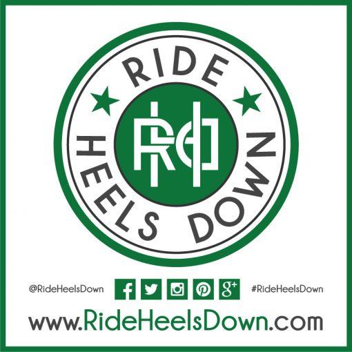 Ride Heels Down team banner