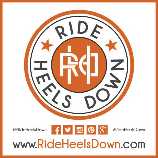 Ride Heels Down team banner