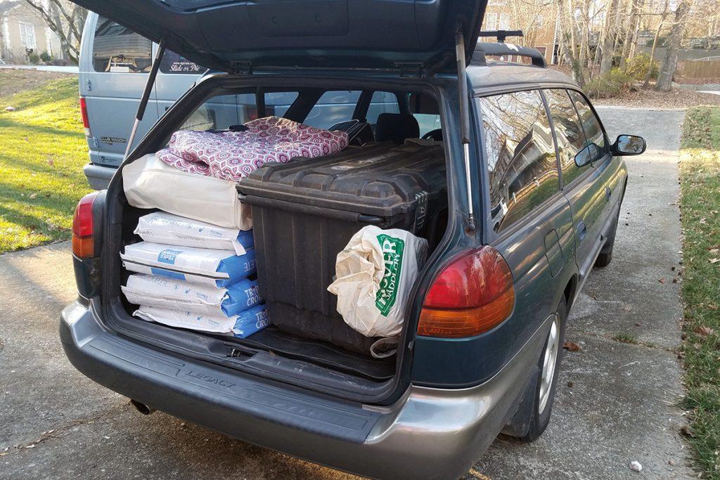 Heading to Ocala