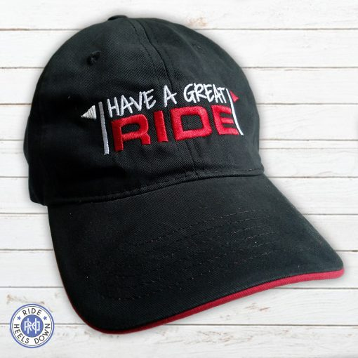 Have A Great Ride eventing baseball hat