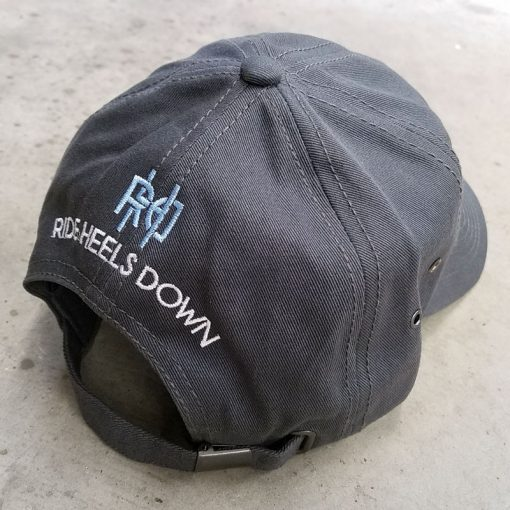 Ride Heels Down baseball hat