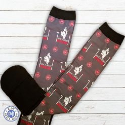 Have A Great Ride equestrian boot socks by Dreamers & Schemers