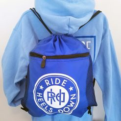 Ride Heels Down equestrian gear bag