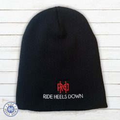 Have A Great Ride winter beanie hat
