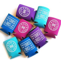 Know Your Course & Trust Your Horse drink coozies