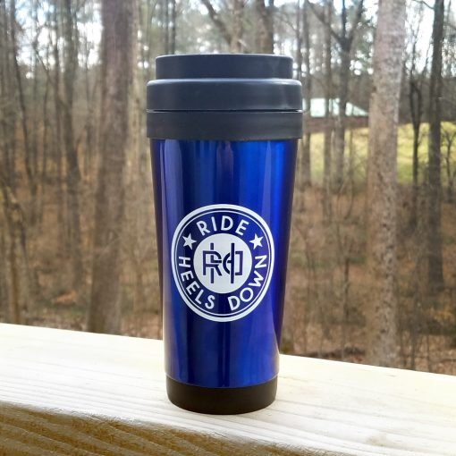 Everything Hurts & I'm Dying equestrian drink travel mug