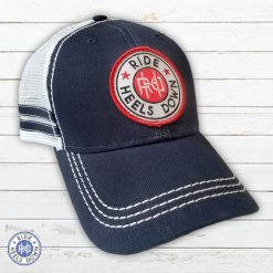 Ride Heels Down Americana baseball hat