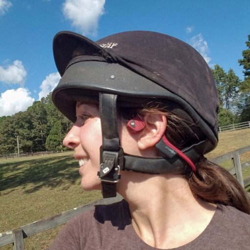 bluetooth horseback riding headphones
