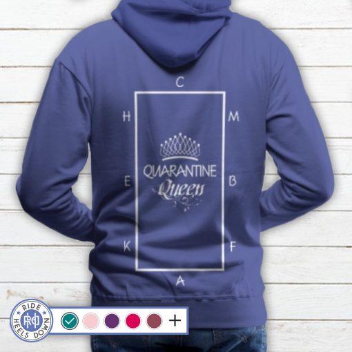 Quarantine Queen hoodie
