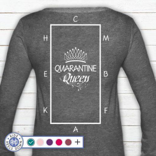 Quarantine Queen t-shirt