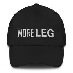 More Leg Baseball Hat
