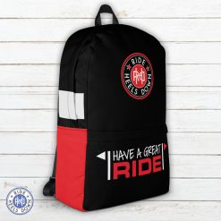 Have A Great Ride eventing backpack
