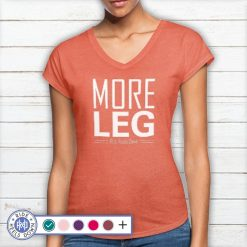 More Leg Equestrian T-Shirt