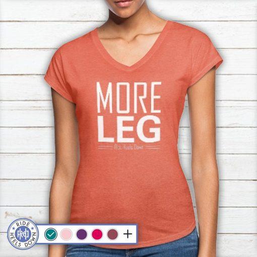 More Leg Equestrian T-Shirt