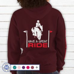 Have A Great Ride eventing hoodie
